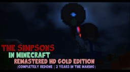 The Simpsons In Minecraft Adventure Map 3 Minecraft Map & Project