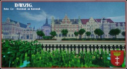 -᛭Reichsbank Danzig᛭- Minecraft Map & Project