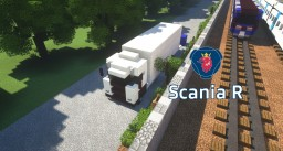 Scania R Truck Minecraft Map & Project