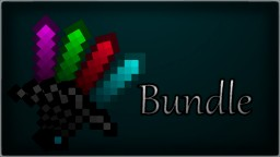 Bundle Pack, go to the yt video Minecraft Texture Pack