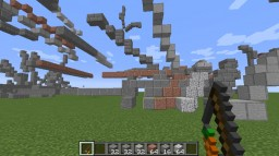 1.13 build wand data pack Minecraft Map & Project