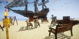 """Mapa przygodowa """"ZAMACH"""" z modami Minecraft Map & Project"""