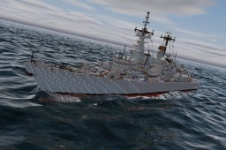 Durand de la Penne-class destroyer Minecraft