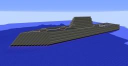 Zumwalt Destroyer Minecraft Map & Project