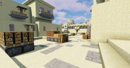 Dust 2 (Counter Strike Global Offensive) Minecraft Map & Project