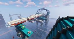 Allgon City (Damosel) Ratchet & Clank : Going Commando Minecraft Map & Project