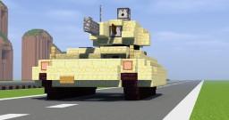 PUMA - Panzer Minecraft Map & Project