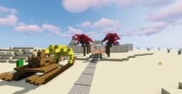 AvatarMC - Misty Palms Oasis Minecraft Map & Project