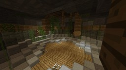 Abandoned Military Ship Minecraft Map & Project