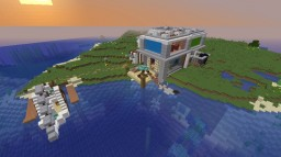 Aquatic Mansion Minecraft Map & Project