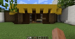 Camping Resort Minecraft Map & Project