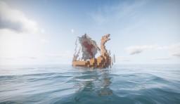 Drakkar Stoick The Vast Minecraft Map & Project