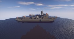 Werfield-class Underway Replenishment Ship Minecraft Map & Project
