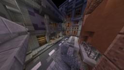 Zombies Dead End Minecraft Map & Project