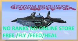 Freedom Revolution Minecraft Server