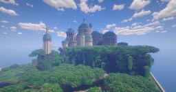 Theed Royal Palace of Naboo | By TheBiome Minecraft