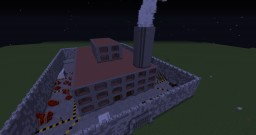 The Redstone Factory Minecraft Map & Project