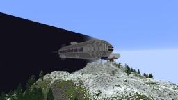 HMA Iron Duke Minecraft Map & Project