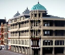 Kaiser Haus, Krefeld, Germany Minecraft Map & Project