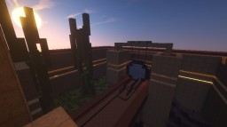 Stargate on a Server Minecraft Map & Project