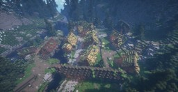 Riverwood (Skyrim TES) Minecraft