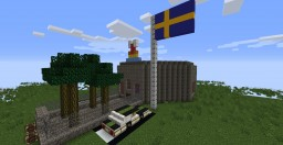 1.12.2 Carolus Rex (Charles XII)Adventure Map Minecraft Map & Project