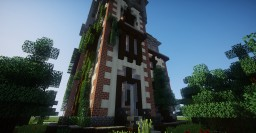 Edelweiss Manor Minecraft Map & Project