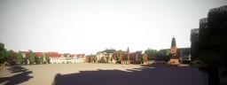 Paradeplatz, Hanau, Germany Minecraft Map & Project