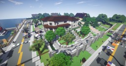Rainbow six siege: House Minecraft Map & Project