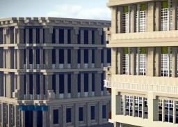Geschäftshaus Grüterich, Krefeld, Germany Minecraft Map & Project