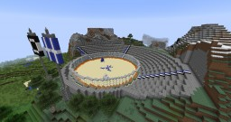 Star City points of interests Minecraft Map & Project