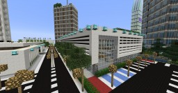 The Four Nnations building Minecraft Map & Project