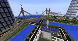 Star City Department for transport Minecraft Map & Project