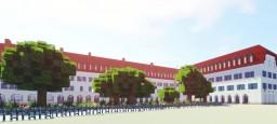 Hotel Europa, Rüsselsheim am Main, Germany Minecraft Map & Project