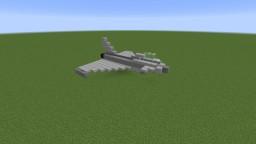 Eurofighter Typhoon Minecraft Map & Project