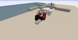 Coast guard heli | WWNR vehicle | Minecraft Map & Project