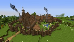 Town of Naphtali Minecraft Map & Project