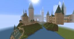 Harry Potter World Minecraft Map & Project