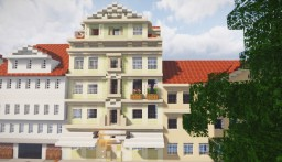 Oberpostamt in der Hohentorstrasse Kassel, Germany Minecraft Map & Project