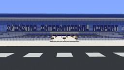 MODERN AIRPORT/NREDOM DLEVGEILV  V.1 Minecraft