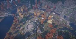 Ivarstead (Skyrim TES) Minecraft
