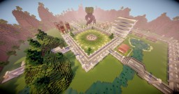 Hunger Games MAP for anyone! Minecraft