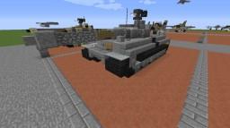 """Panzerkampfwagen VI Tiger Ausf.E (H) """"Tiger"""" Minecraft Map & Project"""