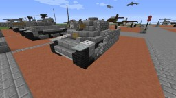 Panzer IV Sd.Kfz. 161 (Side skirts) Minecraft Map & Project