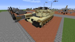 M1 Abrams Minecraft