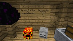Escape the Mine by Flamespider052 Minecraft Map & Project