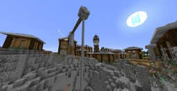 the town of orensin Minecraft Map & Project