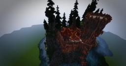 Templar Stonghold Minecraft Map & Project