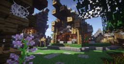 Mossy Village Minecraft