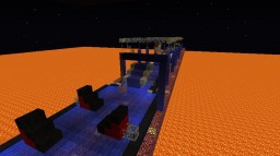 Minecraft Ninja Warrior: Nether Finals Minecraft Map & Project